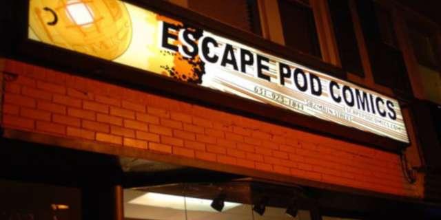 Escape Pod Comics 1