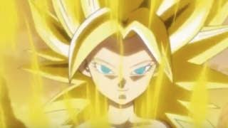 female super saiyan dragon ball super