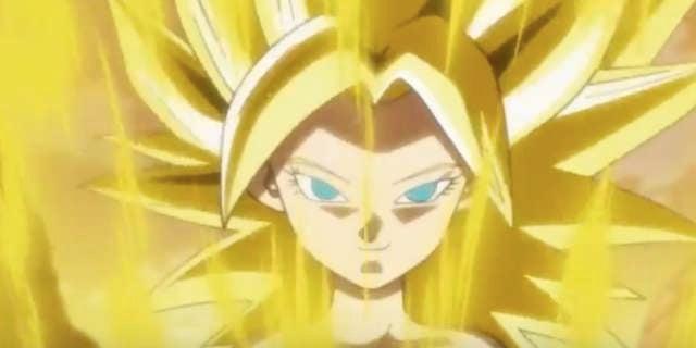 female super saiyan dragon ball super
