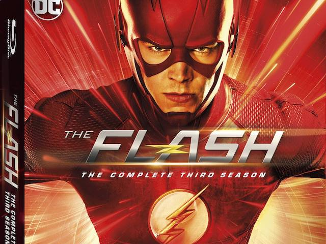The Flash Season 3 Home Video Details Released