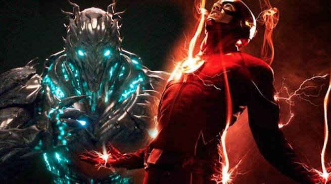 Flash Producers Savitar Future Barry
