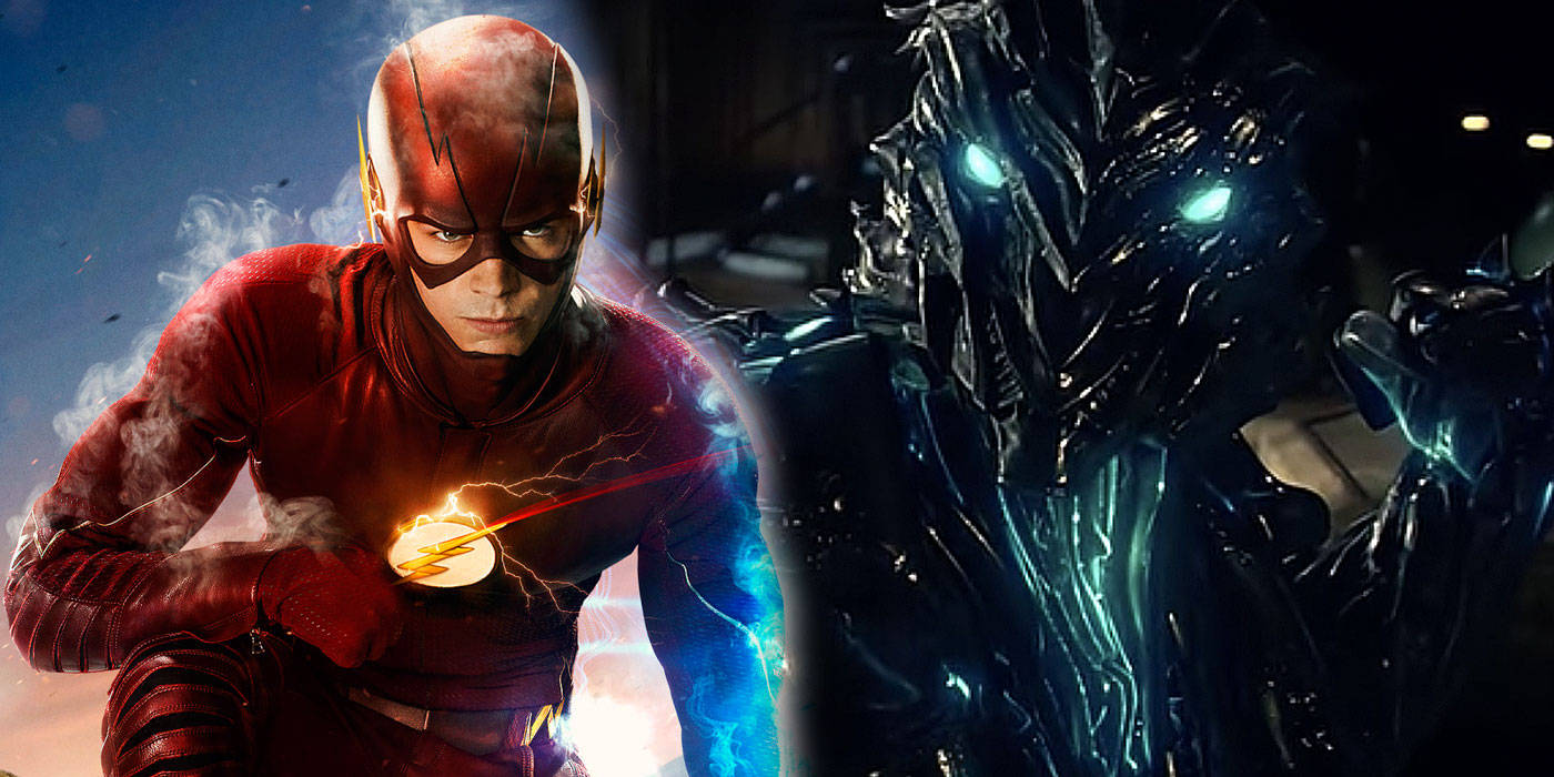 The Flash EP Discusses...