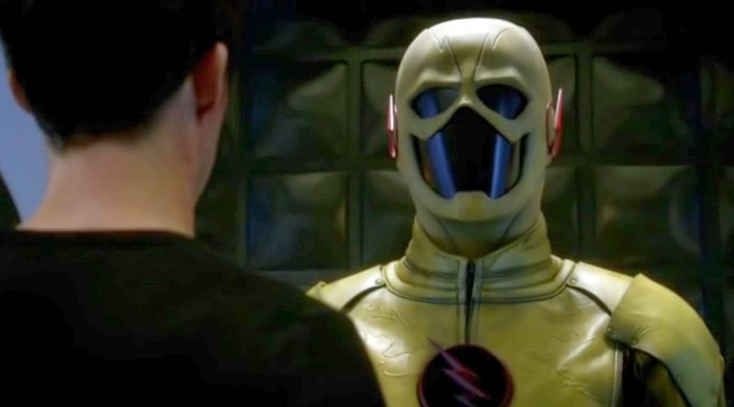 Flash Season 3 Savitar vs Reverse Flash