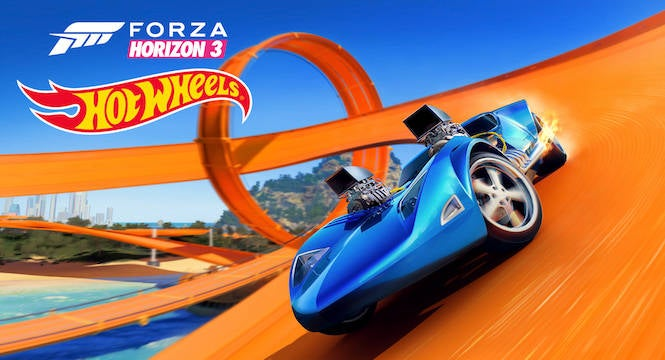Forza Horizon 3 Hot Wheels Expansion Pack Now Available