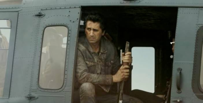 Bildergebnis für fear the walking dead Season 3 Episode 1 travis