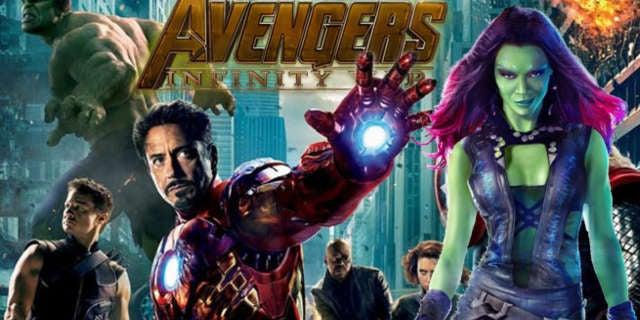 Gamora Avengers