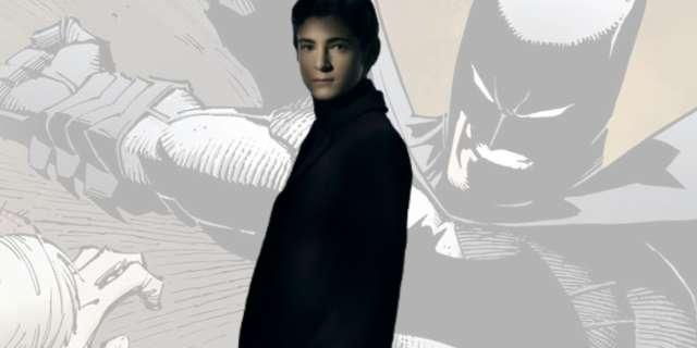Gotham Bruce Wayne Batman Suit