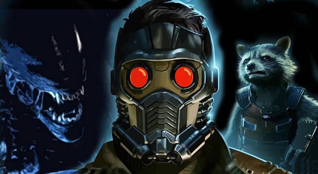 Guardians Galaxy 2 Alien Covenant Box Office