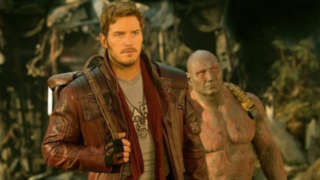 guardians of the galaxy chris pratt dave bautista screen test