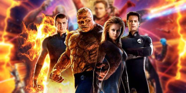 guardians of the galaxy vol 2 fox fantastic four characters james gunn