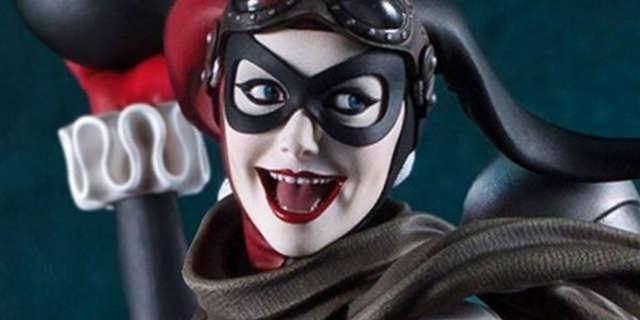 Harley Quinn Tweeterhead
