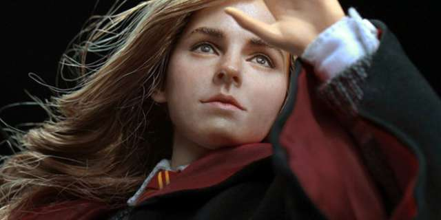 Harry potter hermione granger figure revealed by sideshow - Harry potter movies hermione granger ...