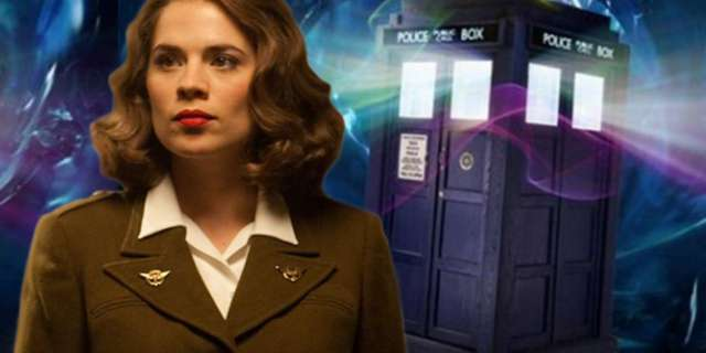 hayley atwell doctor who