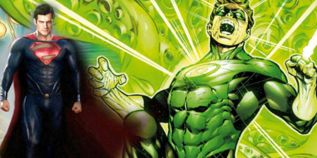 Henry Cavill Teases Green Lantern in Justice League