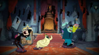 hotel transylvania animated series disney channel