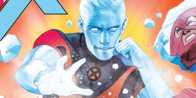 Iceman-Marvel-1-Cover