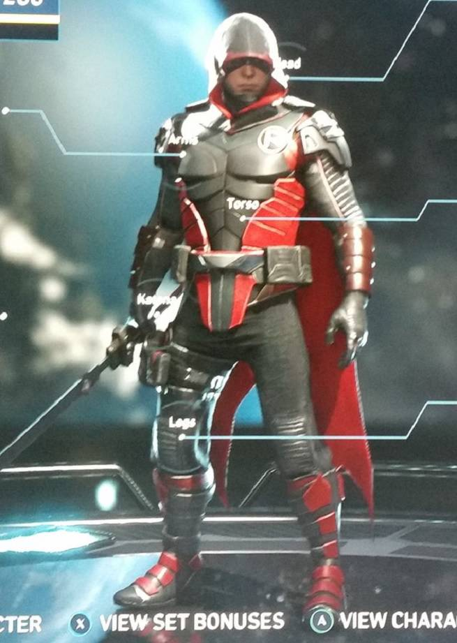 Injustice 2: More Max-Level Gear Sets Revealed