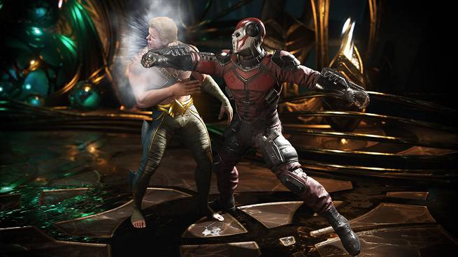 injustice combos