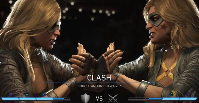 injustice mirror match