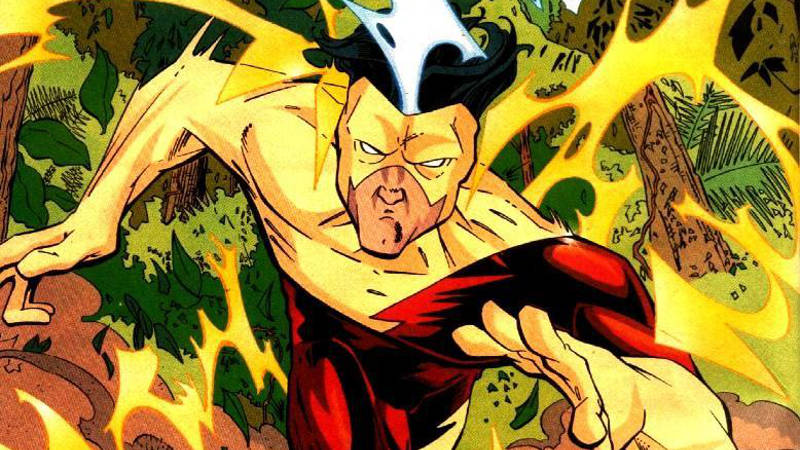 John Fox Future Flash