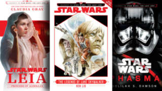 journey to star wars the last jedi new books