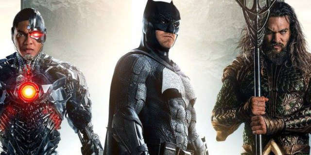 justice league batman costume detailed look