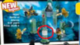 Justice LEGO set Atlantis Mother Box