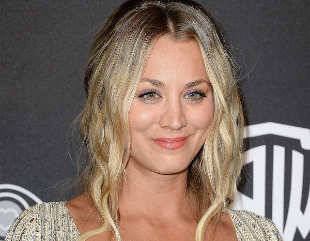 Kaley Cuoco Pays Tribute To Adam West With Full 'Big Bang Theory' Cast Photo