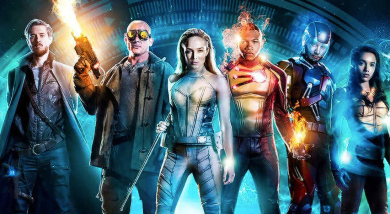 Image result for legends of tomorrow season 3