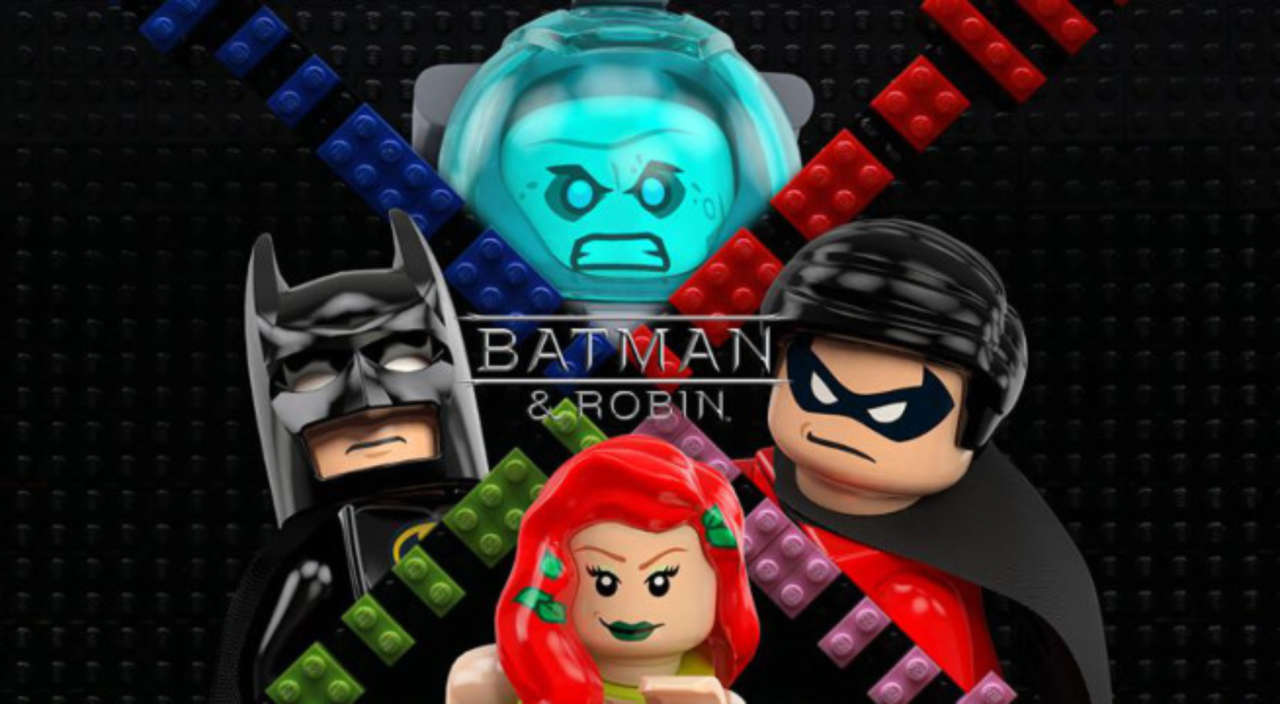 Fashion of the bat an extremely thorough examination of batman s - Lego Batman Movie Celebrates Digital Release With Classic Bat Film Posters