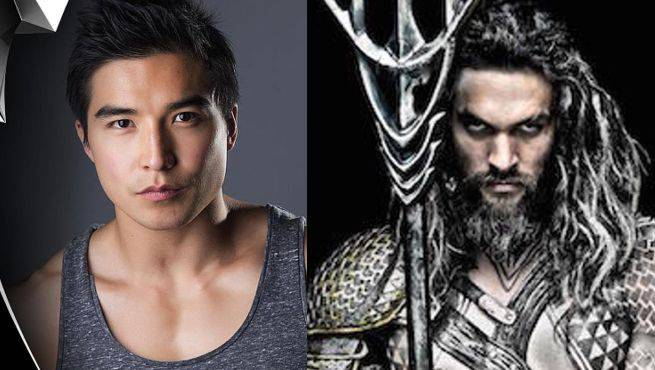 Ludi Lin lands Aquaman role
