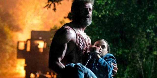 Logan Movie Ending Hugh Jackman Cry
