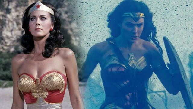 Wonder Woman: The Advice Lynda Carter Gave Patty Jenkins