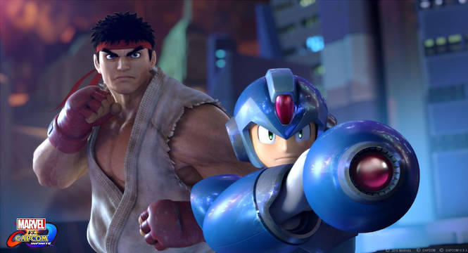 New Leaks Reveal Roster For 'Marvel vs Capcom: Infinite'