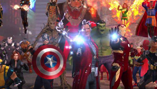 Marvel Heroes Omega Official Release Date Revealed For Xbox One And PS4