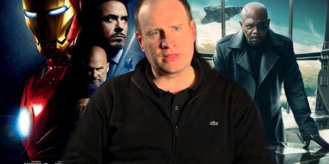 marvel studios post credits scenes kevin feige