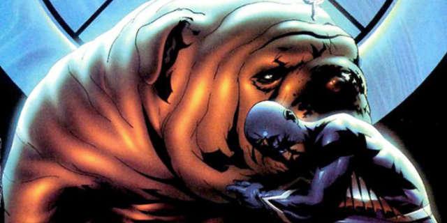 Marvel's Inhumans Lockjaw Fan Favorite