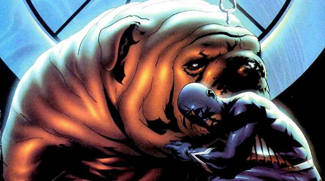 Marvel's Inhumans Lockjaw Fan Favorite