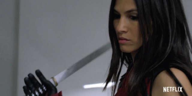 Marvel's The Defenders - Elektra Ressurected 6