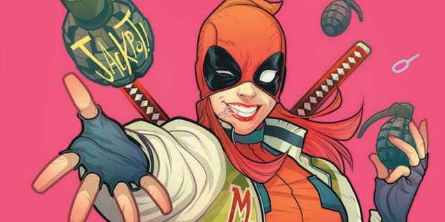 Mary Jane Deadpool