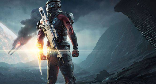 Mass Effect Series on Hold, Andromeda Patch Schedule Unaffected