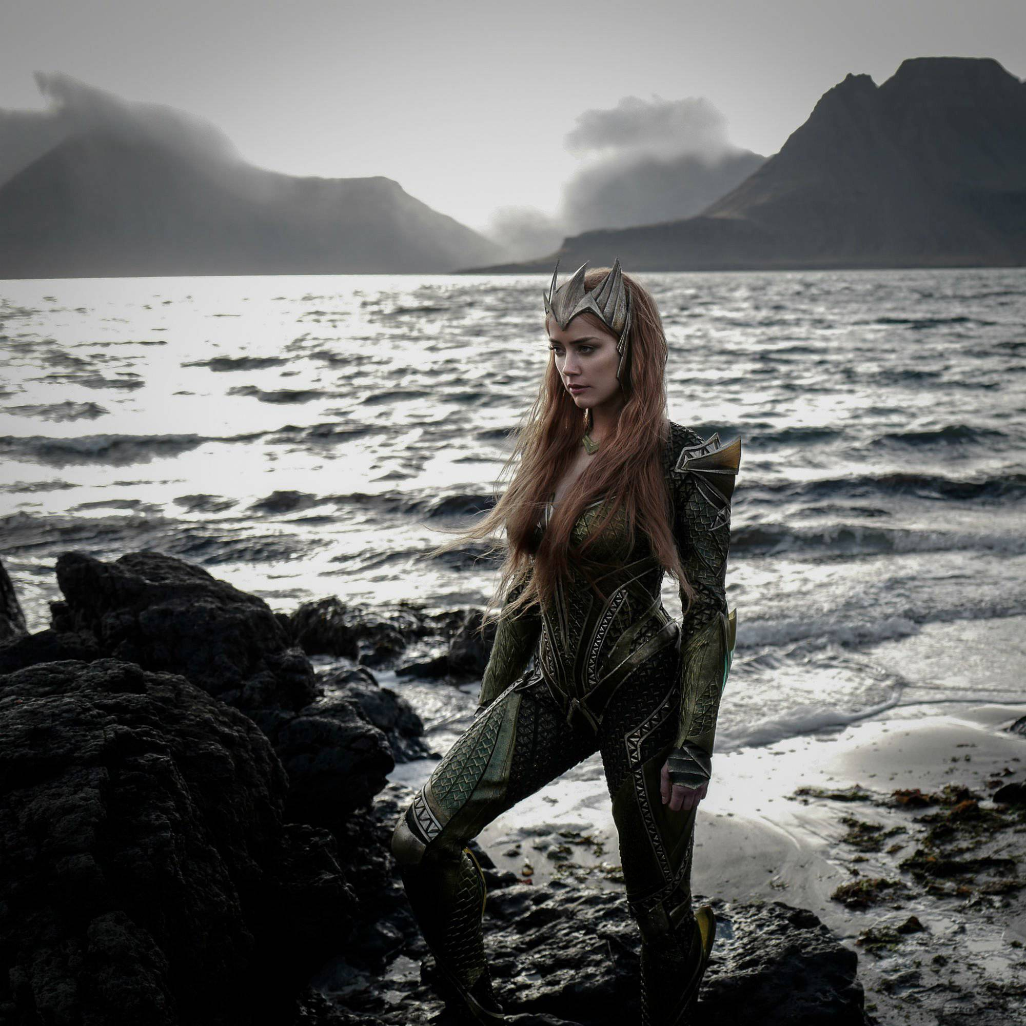 Mera in Aquaman Movie