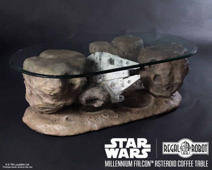 Trap Han Solo In Your Office With New Line Of Star Wars Furniture