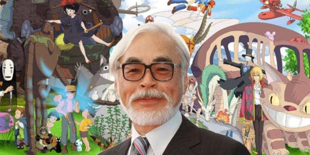 Miyazaki'sback