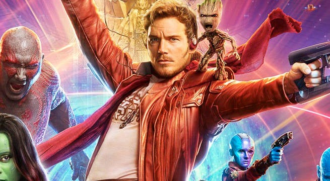 Chris Pratt Details Star-Lord & Groot's Father-Son Relationship In Guardians Of The Galaxy Vol. 2