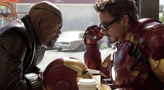 Avengers Infinity War Scotland Shoots To Add Iron Man