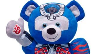 Optimus Prime Bear-Header