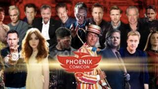 phoenix comic con