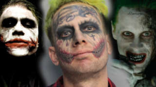 Real Life Joker Arrested in Miami
