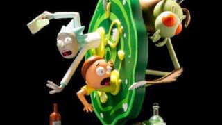 Rick and Morty Kidrobot